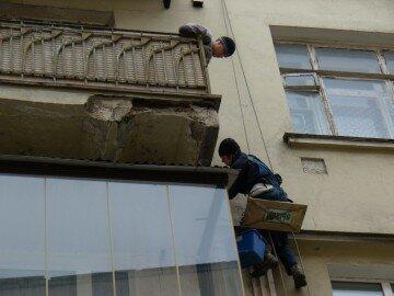 Отделка из пенопласта для фасада
